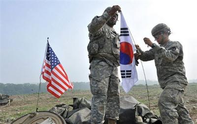 Nga kêu gọi Mỹ - Hàn không tập trận vào tháng tới